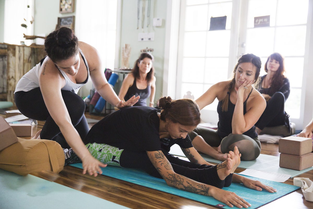 Yoga Garden Teacher Training